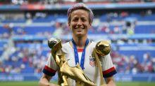 Rapinoe named but Modric, Neymar miss out on Ballon D'Or shortlist