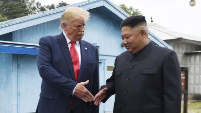 North Korea calls Trump an 'erratic old man'