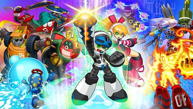 'Mighty No. 9' team aims to calm angry backers with exclusive demo