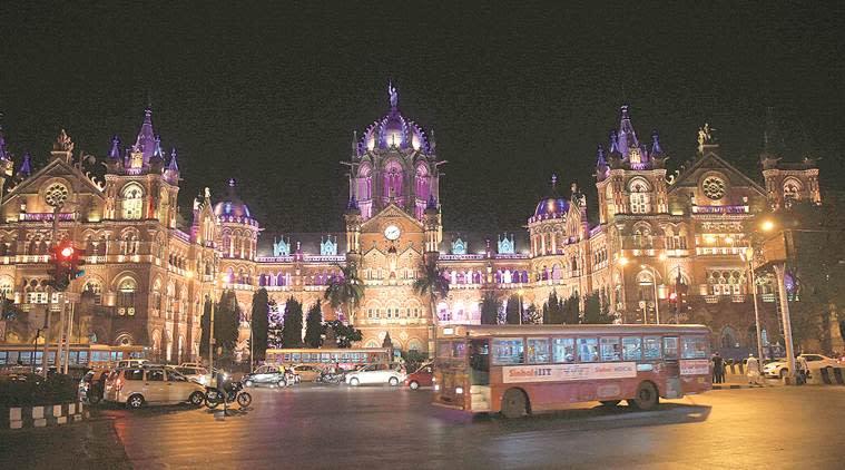 Mumbai's CSMT station set for makeover; Avishek G Dastidar; Indian Express