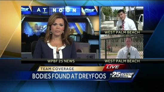 SWAT team searches campus after 2 bodies found at Dreyfoos School of the Arts