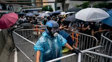 Hong Kong Protests Lengthen List of Worries for Stock Traders