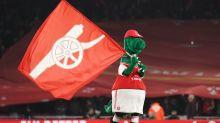 Arsenal midfielder Mesut Özil offers to pay fired mascot Gunnersaurus' full salary