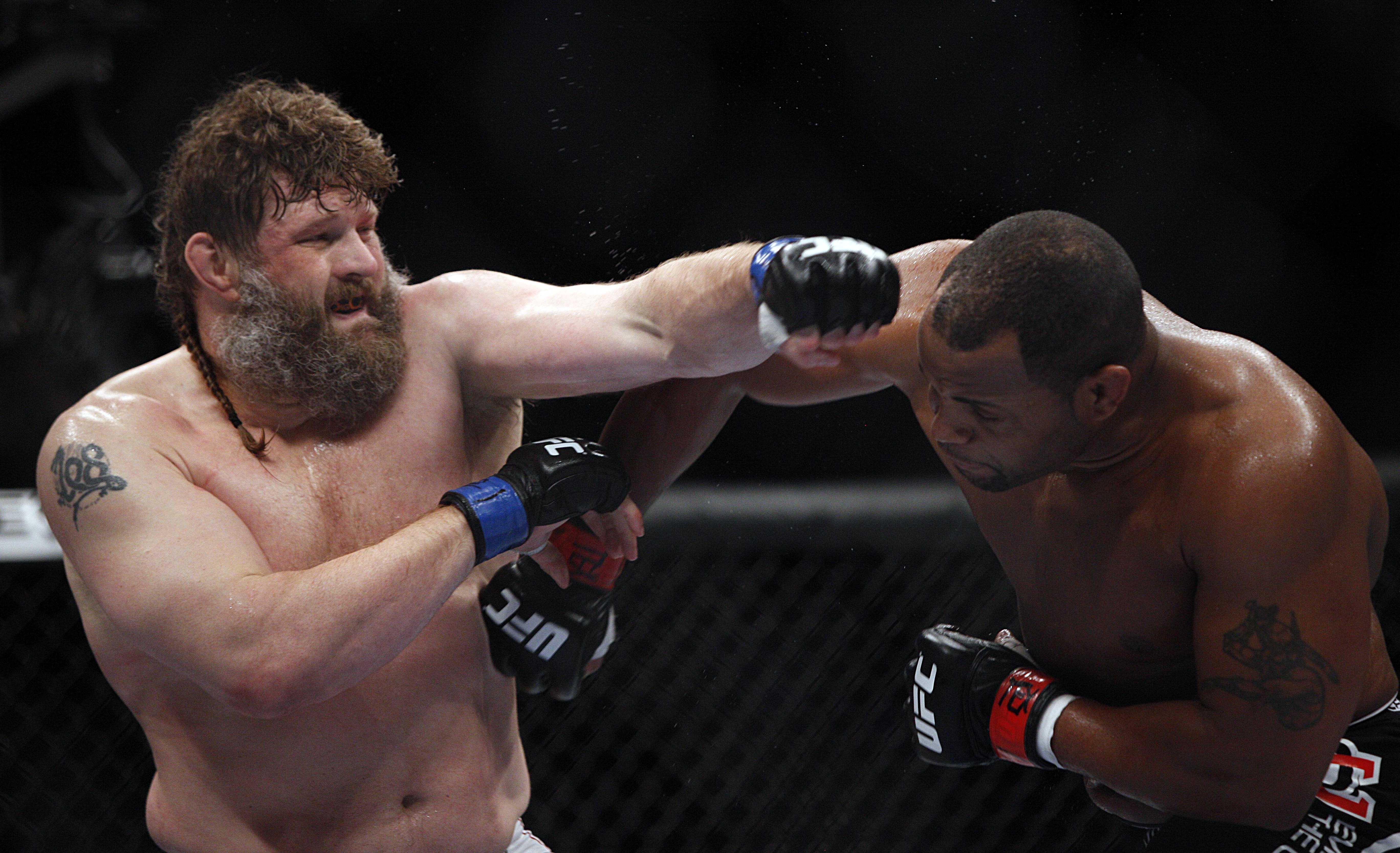 UFC Fight Night 39 - Nogueira vs. Nelson - sherdog.com