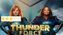 Thunder Force Review: Starring Melissa McCarthy And Octavia Spencer The Film Is Thunder Thunder Cool Cool