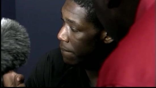 Final Four: Montrezl Harrell in the locker room