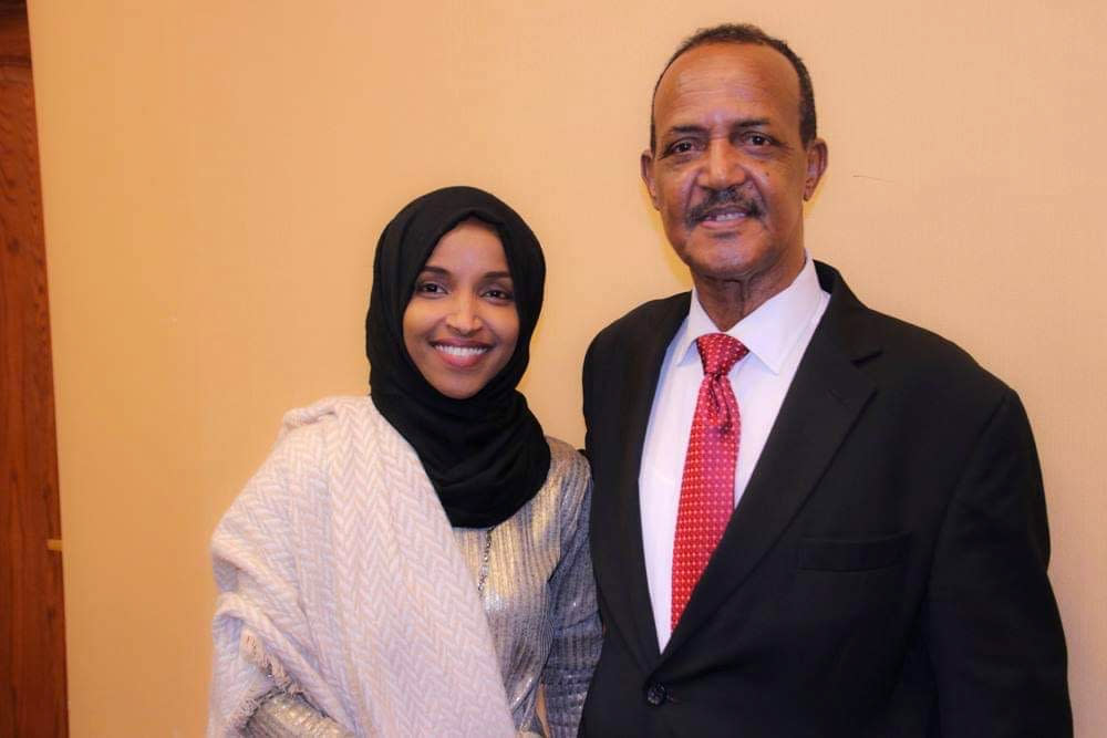 Ilhan Omar's father dies from coronavirus complications