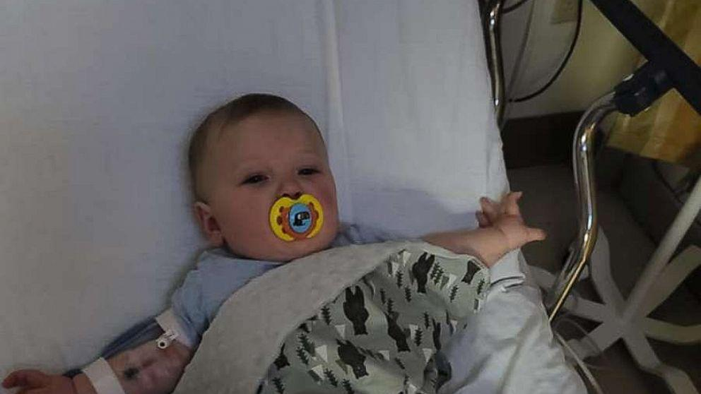 Mom Of 7 Month Old With Coronavirus Speaks Out What