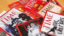 Botschaft an US-Wähler: US-Zeitung Time ändert ihren Namen