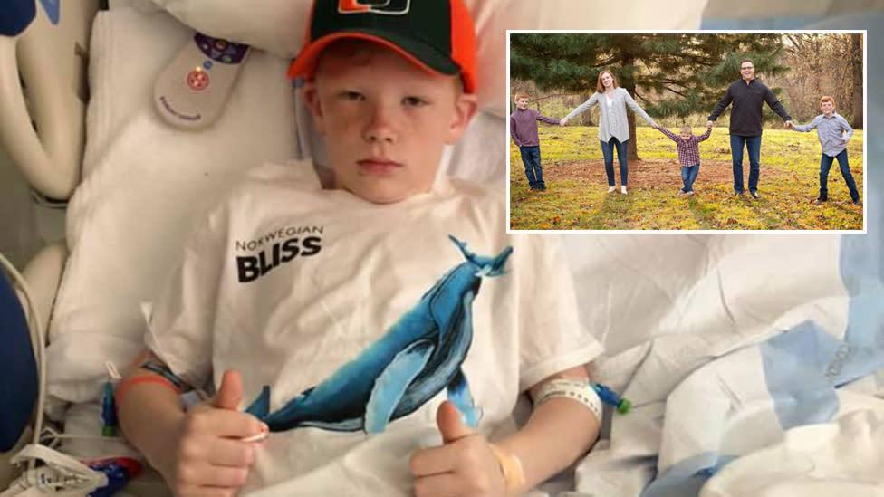 Boy, 8, Suffers Heart Attack Aboard Cruise Ship