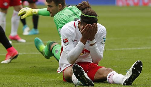 Bundesliga: RB Leipzig muss noch warten
