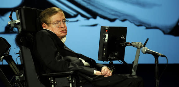 Stephen Hawking on Reddit: Ask Him a Question on Artificial Intelligence