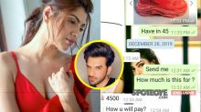 Akanksha Puri Produces Another 'Set Of Chats' To Answer Paras Chhabra Fans; Adds, 'Return My Money And Break The Last Link'- EXCLUSIVE