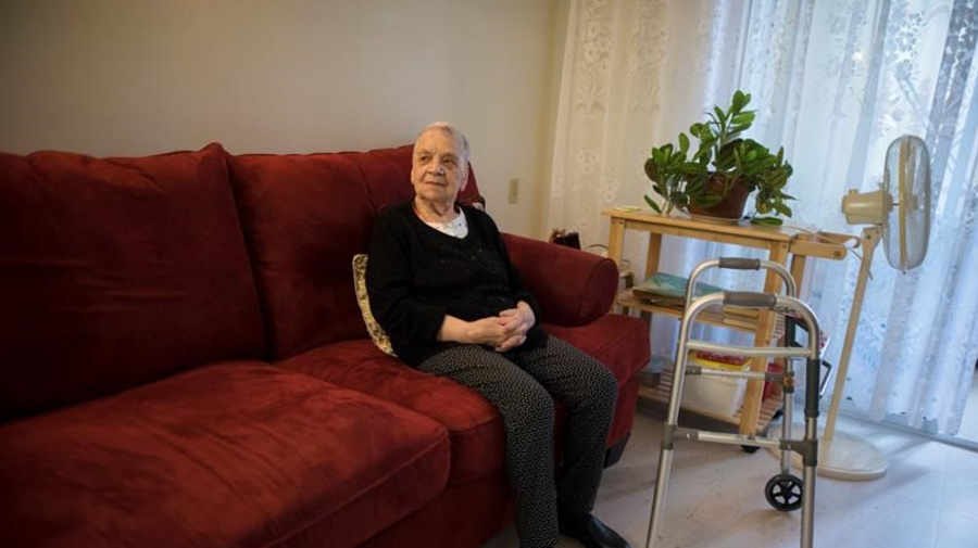 92-year-old van attack survivor lucky to be alive