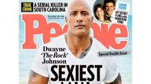 Dwayne 'The Rock' Johnson el Más Sexy
