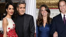 George and Amal Clooney's twins were born in the same hospital as the royals