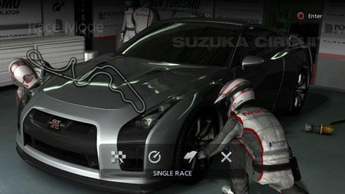 GT5 Prologue scores third place in Japanese charts
