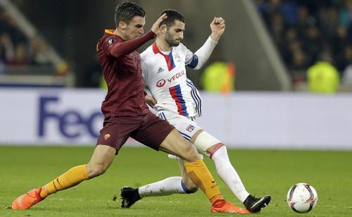 Roma tenta virada na Liga Europa e dá 160% de lucro com feito