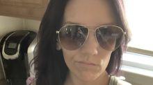Sonnenbrillen-Selfie: Die unheimliche Entdeckung im Brillenglas einer Mutter