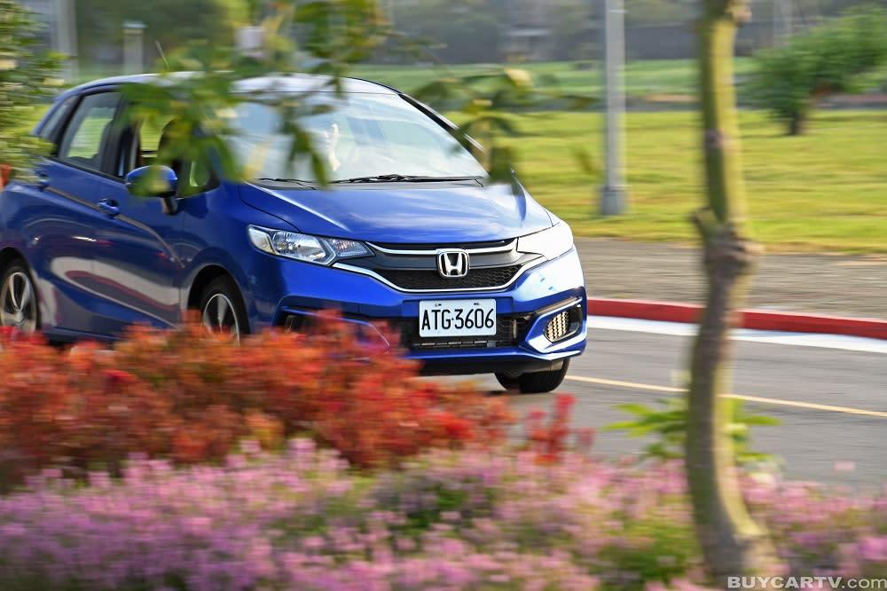 【♀ 冠儀試車日記】美好回憶湧上心頭 Honda小改款Fit S