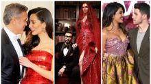 Valentine's Day: Deepika-Ranveer to Kim-Kanye, 10 Stylish Celebrity Couples Who Set Temperature Soaring