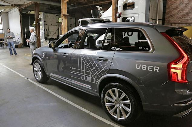 California tells Uber to get a permit for its self-driving cars