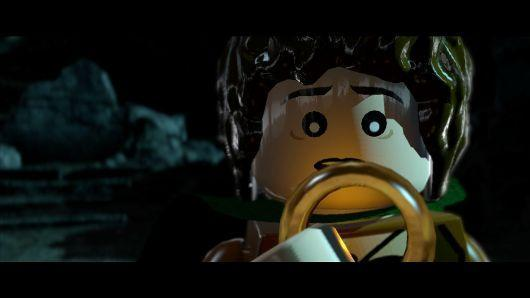 Lego The Lord of the Rings embarks today to handhelds, reaches consoles Nov. 13