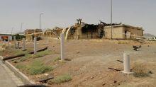 Fire at Iran's Natanz nuclear facility caused significant damage: spokesman