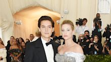 Bughead forever! 'Riverdale' stars Cole Sprouse and Lili Reinhart make it official at Met Gala