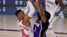 Rockets ride small ball to Game 1 upset of Lakers