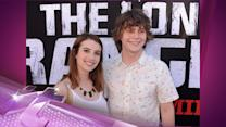 Entertainment News Pop: Emma Roberts & Evan Peters: Domestic Dispute Was 'Unfortunate Incident'