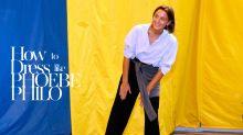 你以為 Phoebe Philo 精於時裝設計?其實她的穿搭術更高明!