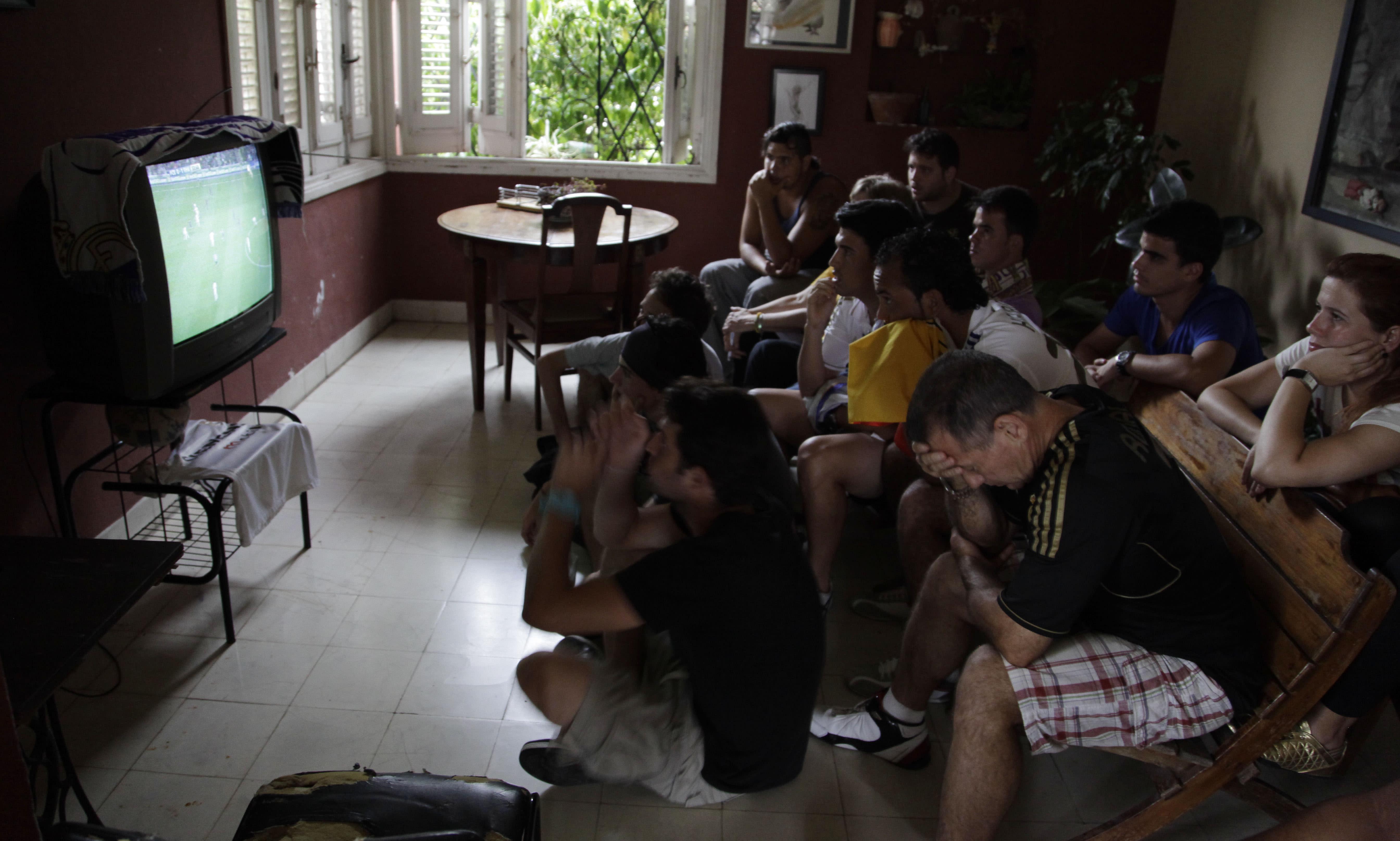 Cuba Crece La Pasión Por El Fútbol En La Tierra Del Béisbol