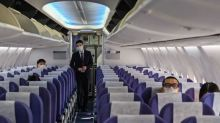 Coronavirus: How to disinfect your plane seat and keep yourself safe onboard