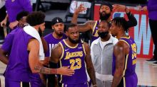 'King James' has Lakers eyeing return to NBA throne