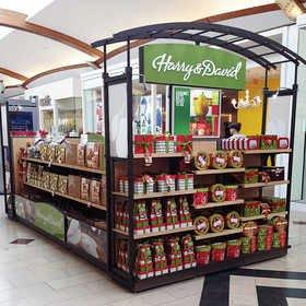 Harry   David Pop-Up Stores and Kiosks Bring Gourmet Gifts to Holiday  Shoppers Across the Country e8bc0b839a91