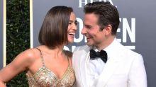 ¿De qué se ríen tanto Bradley Cooper e Irina Shayk?