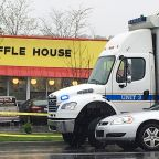 'Hero' bystander wrestled gun away from Waffle House shooter: Police