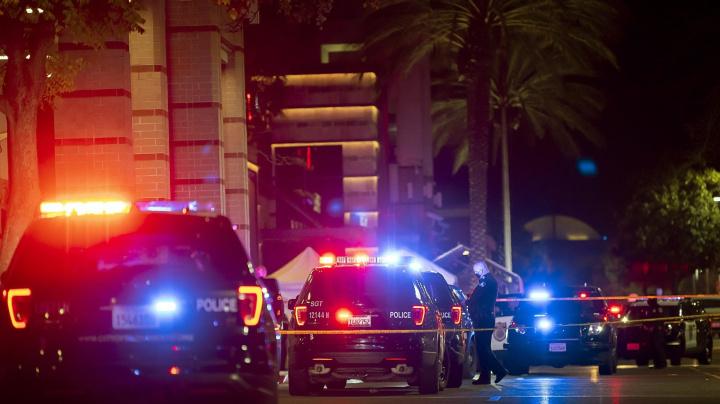 Shoppers run as 2 are shot, killedat Calif. mall
