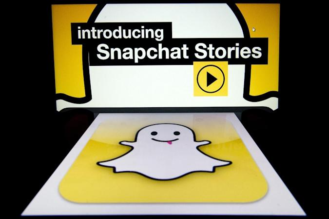 Snapchat's new feature lets users dive deep into 'Stories'