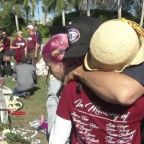 Parkland shooting victims remembered 1 year later