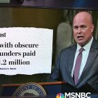 Watchdog groups ask feds to probe whether Whitaker violated Hatch Act