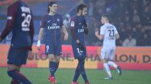 Foot - L1 - PSG - Cavani à propos de Neymar (PSG): «On n'a pas partagé beaucoup de choses»
