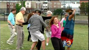 NJ Lottery Ad Campaign Has Winners Dancing