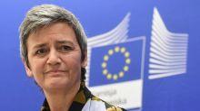 EU-Wettbewerbshüter verhängen Milliardenstrafe gegen Banken