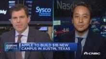 New $1 billion Apple campus in Texas won't house manufact...