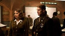 Hayley Atwell on dancing with Chris Evans at the end of 'Avengers: Endgame'