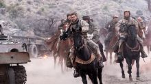 Review: '12 Strong' stirs unexpected emotions by giving a face to non-American characters