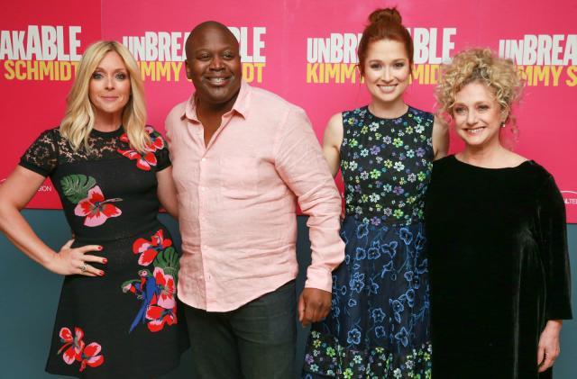 Netflix's 'Unbreakable Kimmy Schmidt' returns May 30th