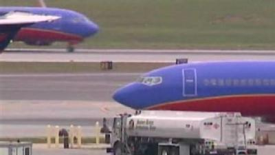Turbulent Turf: Fuel Truck, Plane Collide At BWI